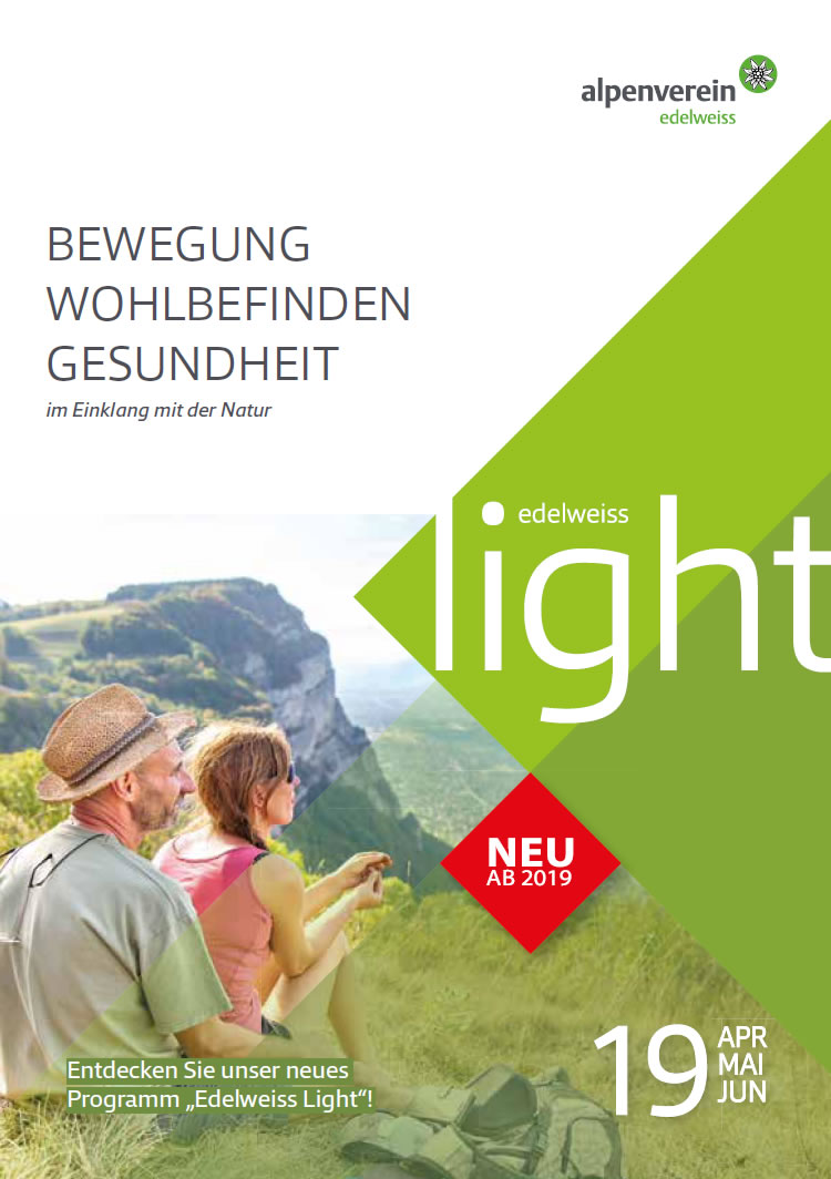 Edelweiss light - im Frühling