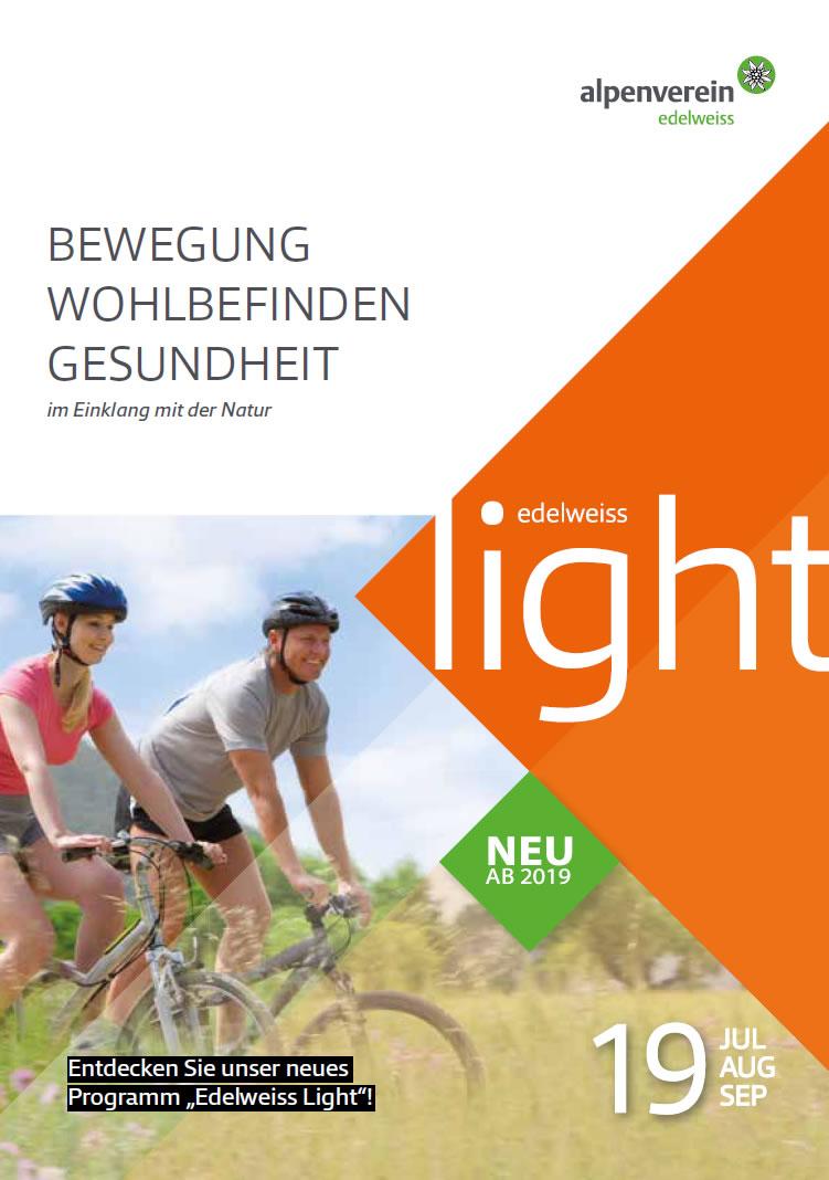 Edelweiss light - im Sommer