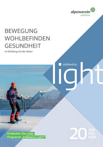 Edelweiss light - im Winter
