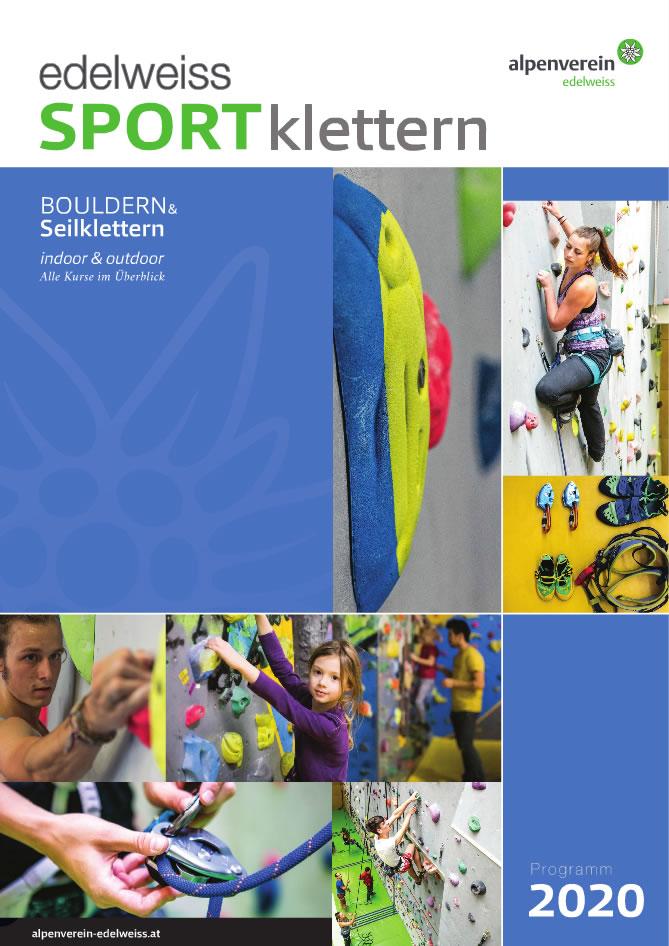 Sportkletterprogramm 2020