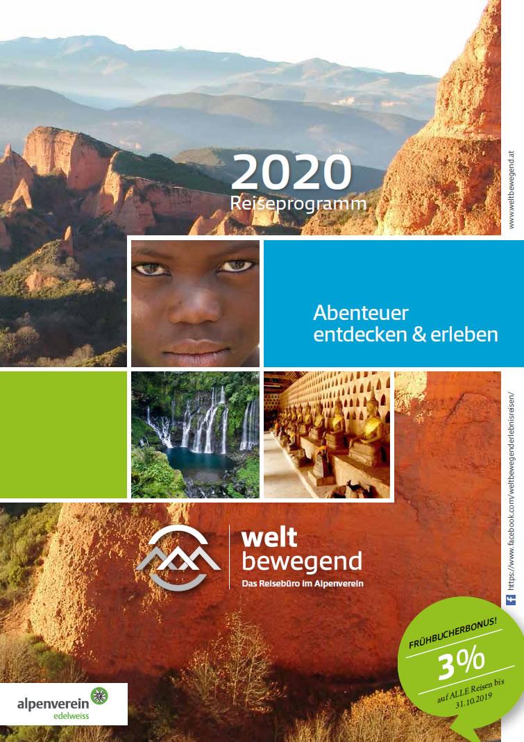 Weltbewegend - Programm 2020