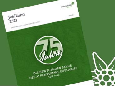 Festschrift - 75 Jahre Edelweiss