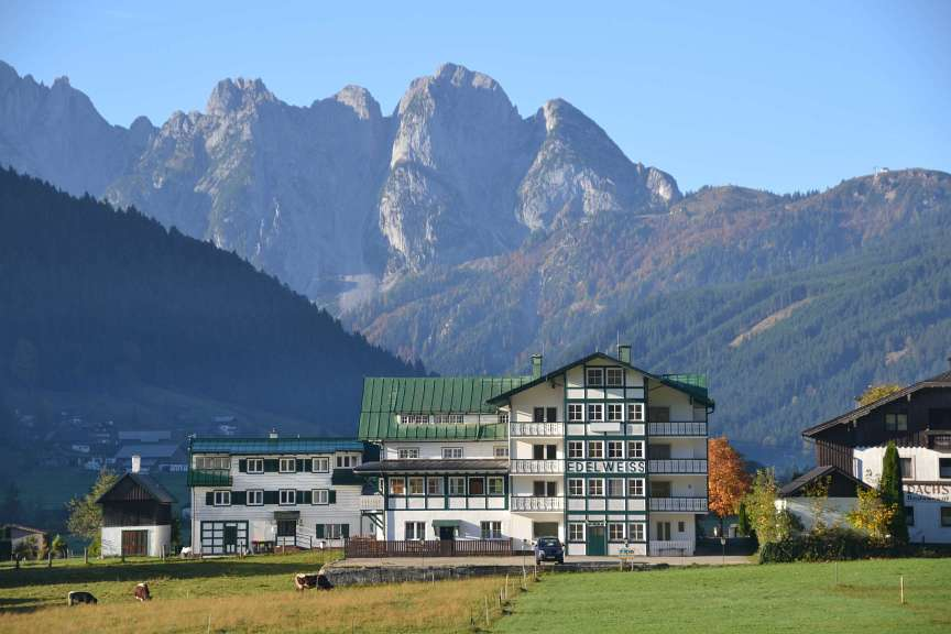Apartmenthaus Pension Edelweiss