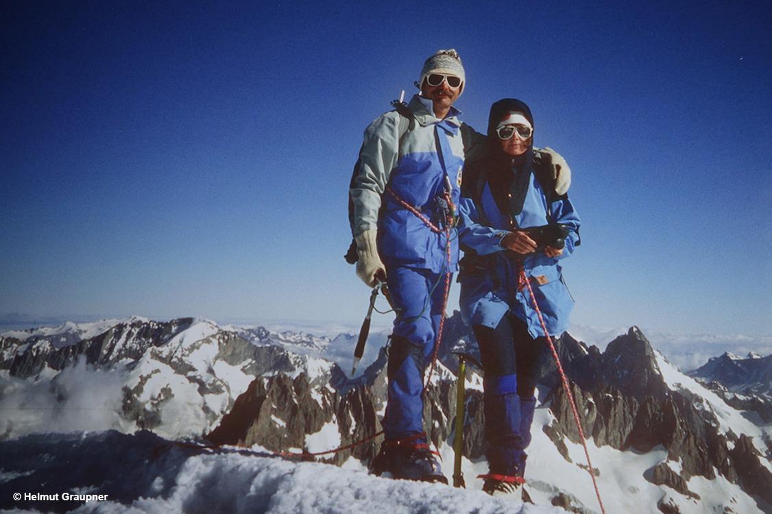 Ein Leben auf Skitour