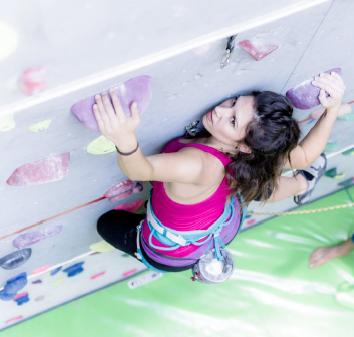 Kletter-Sommercamp für Kinder von 8 – 15 Jahren