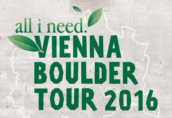 16.10.2016 - Vienna Boulder Tour im Edelweiss Center