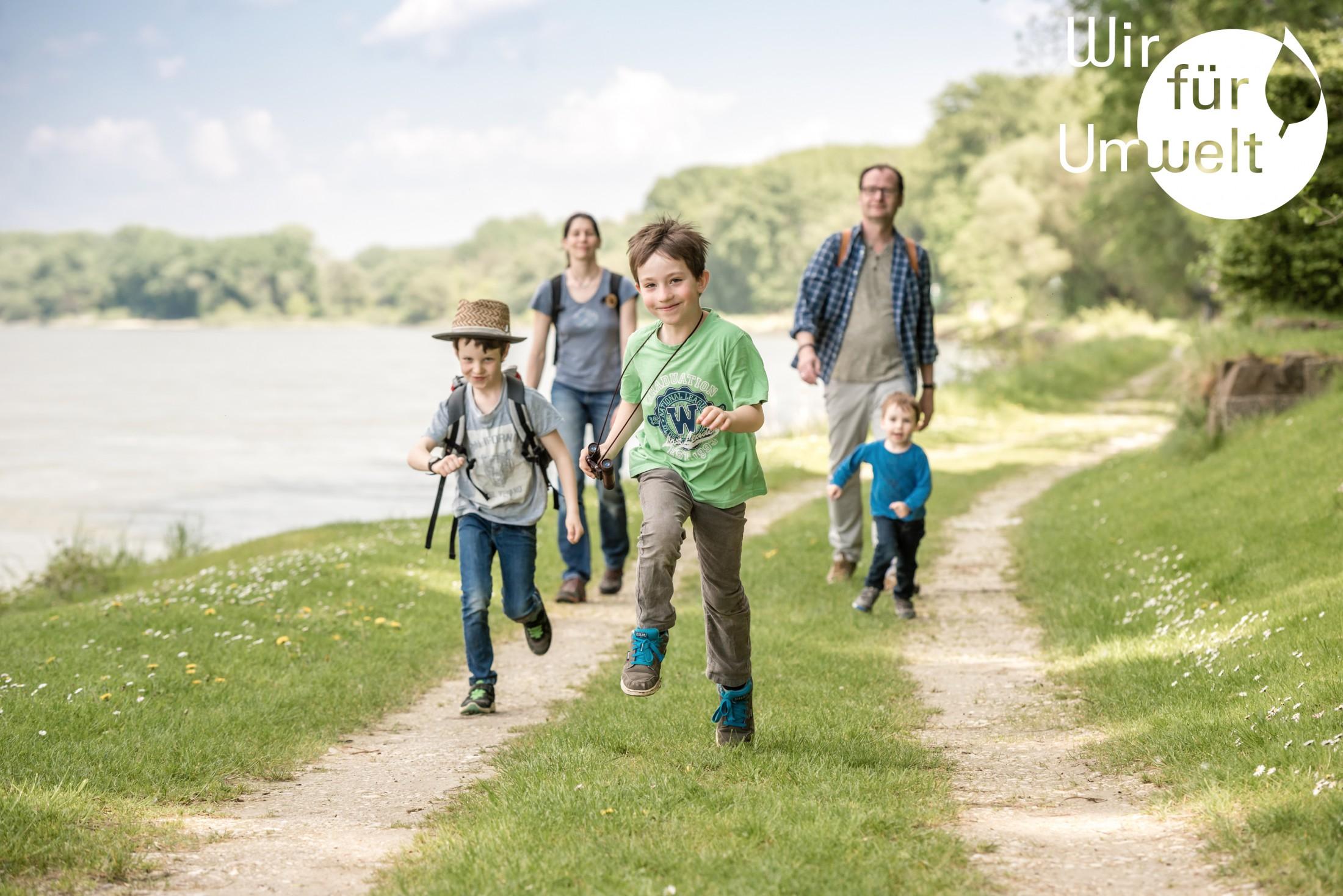 Wir für Umwelt – Charity Walk 2017