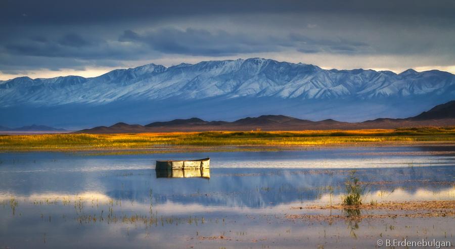 Vortrag: Die Mongolei