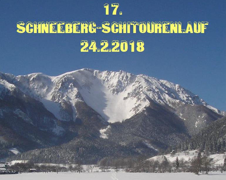Wiener Meisterschaften im Skibergsteigen