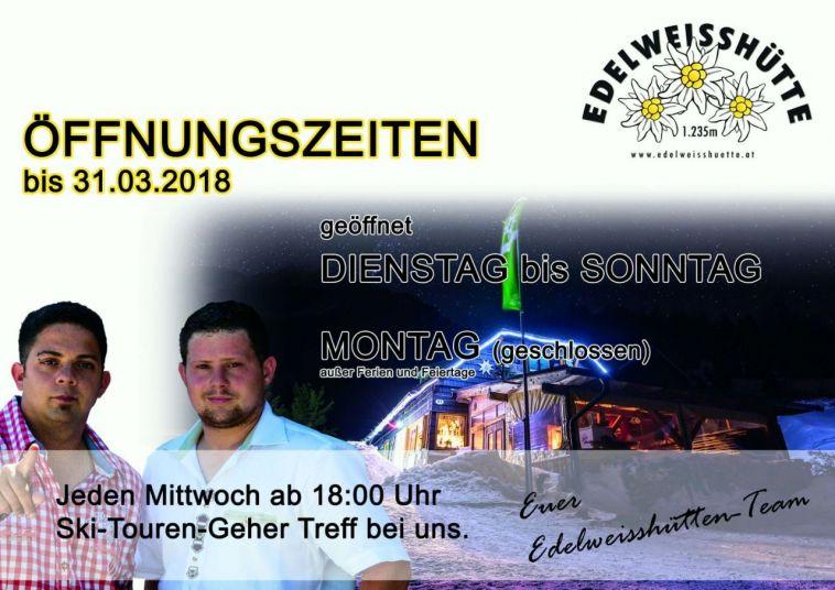 NEU: Skitouren-Geher Treff