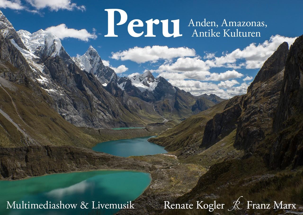 "Peru: ""Anden, Amazonas, Antike Kulturen"