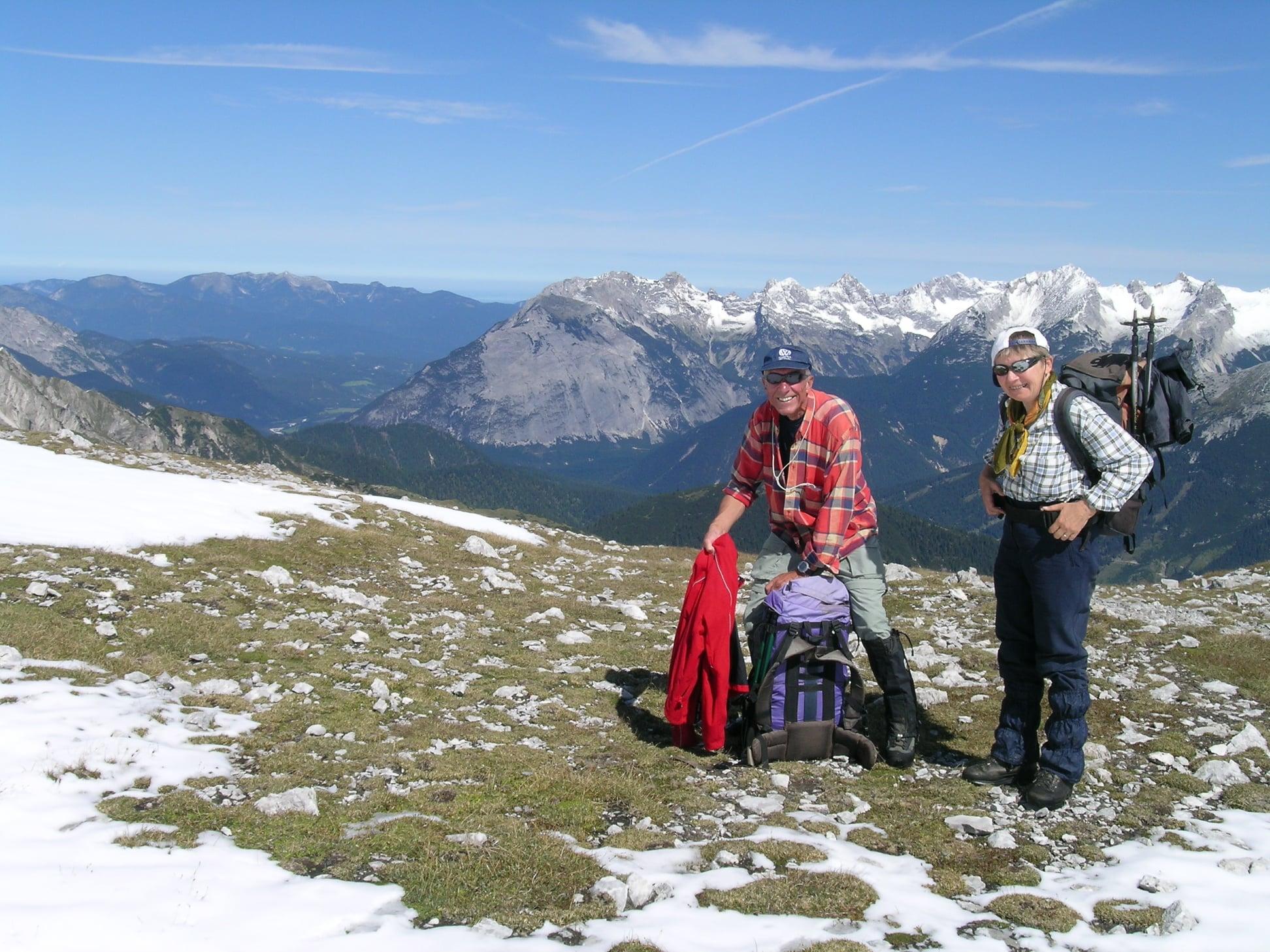 Fit und Gesund<BR>für die Berge