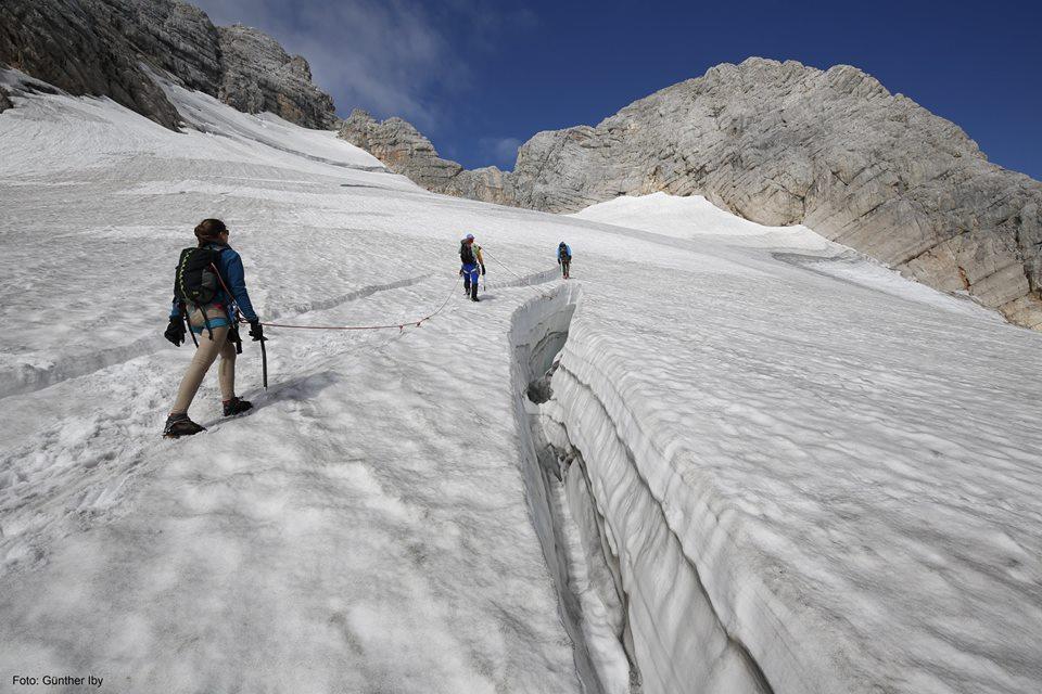 Advanced Gletscherkurs - Spalten & Firn