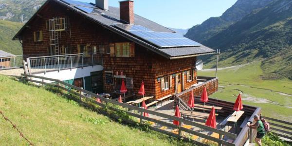 Tourentipp – Vom Großarltal auf die Tappenkarseehütte