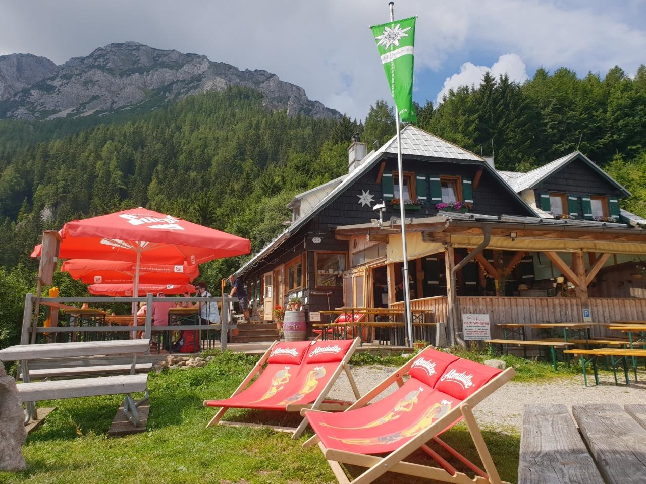 Bergsommer Hüttengewinnspiel in Niederösterreich