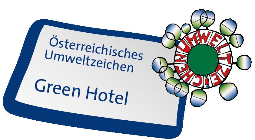Umweltzeichen für Tourismusbetriebe