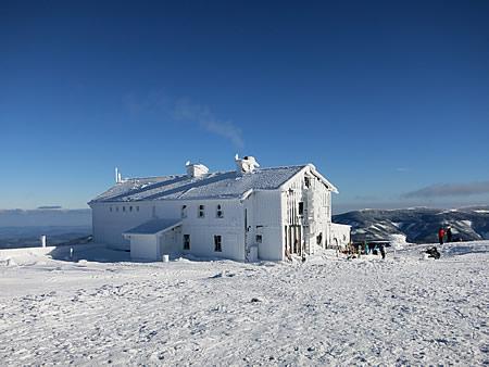 Saisonstart Alois-Günther-Haus
