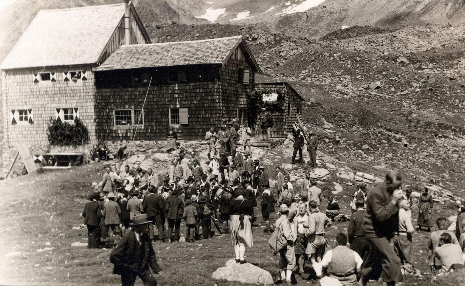 Hochschoberhütte - 30-Jahr-Jubiläum