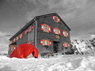 Alpenvereinshütten schließen