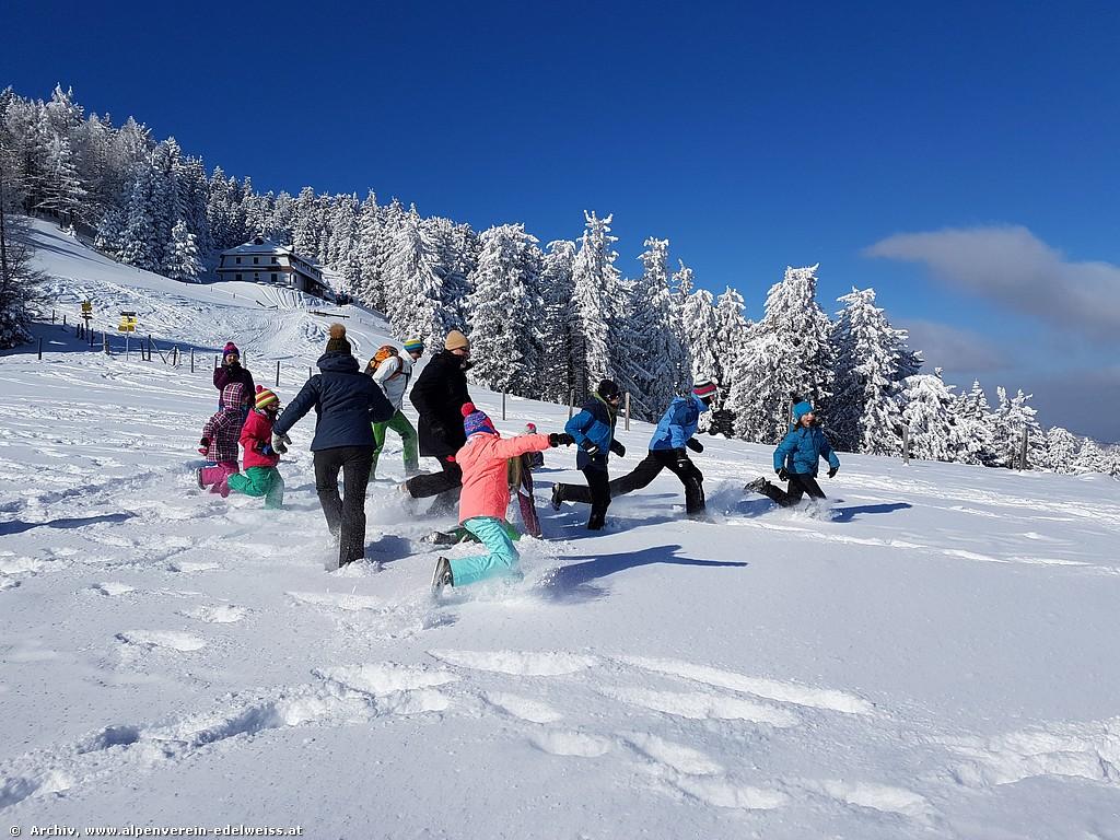 Familien Spezial: Winter Action Days!