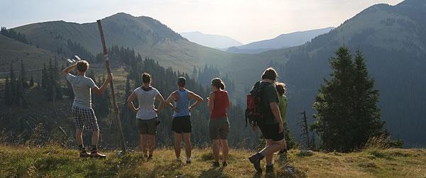 Naturjugendcamp<BR>10-14 Jahre