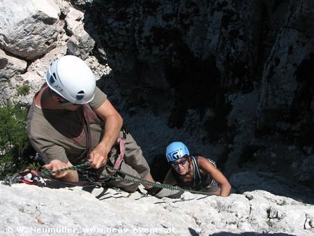 NEU: Alpin-Klettern