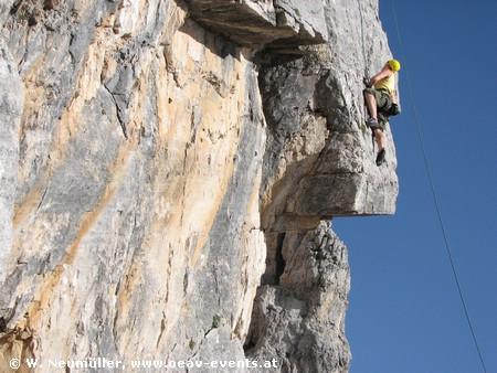 NEU: Einstieg ins alpine Sportklettern