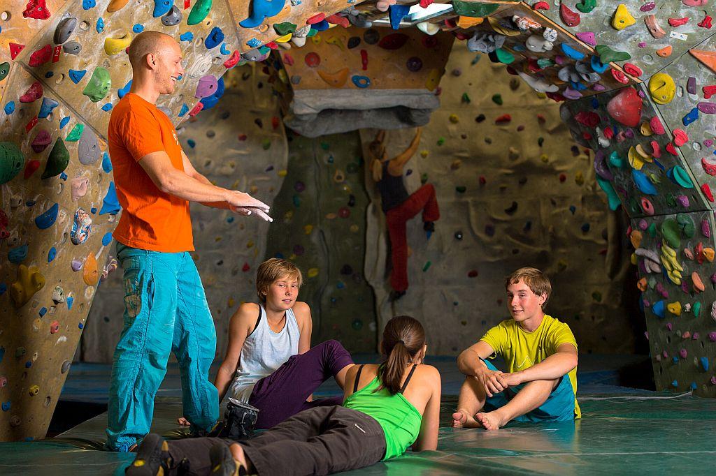 LAST CALL:<BR>Indoor - Kletterkurse
