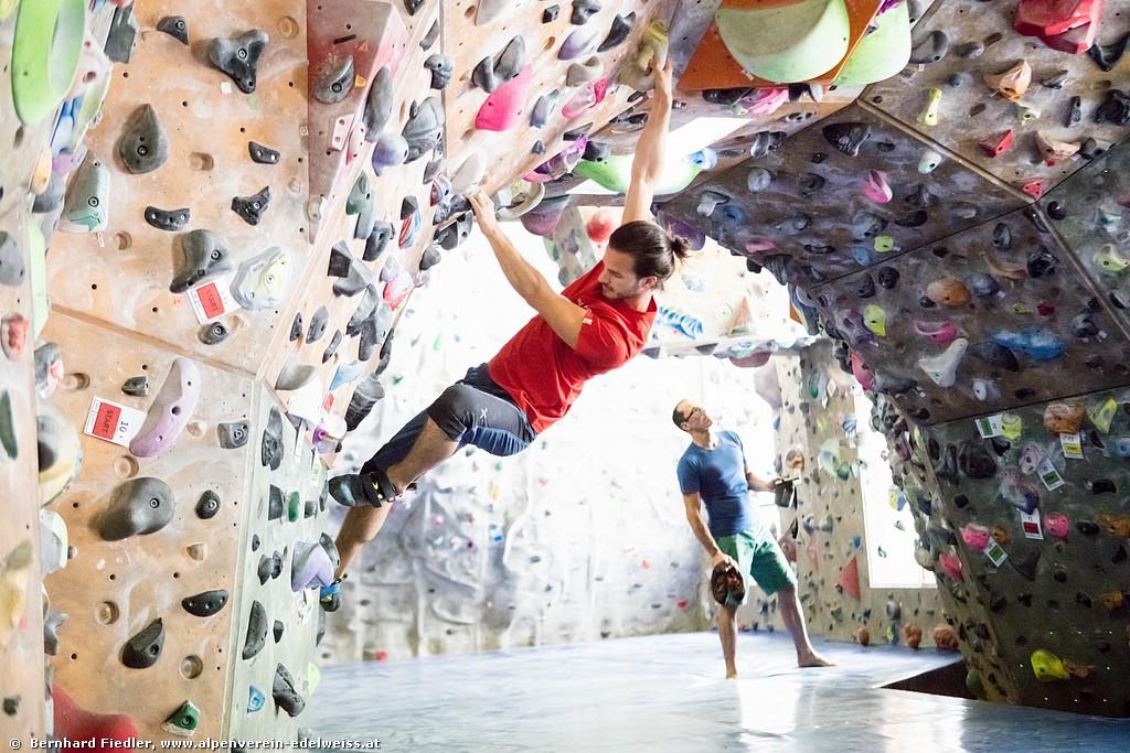 Bouldern Basic Kurs