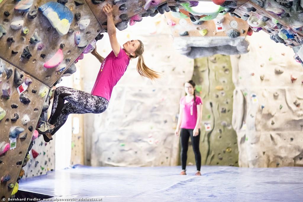 Kinder Klettercamp für 8-14 jährige in den Semesterferien
