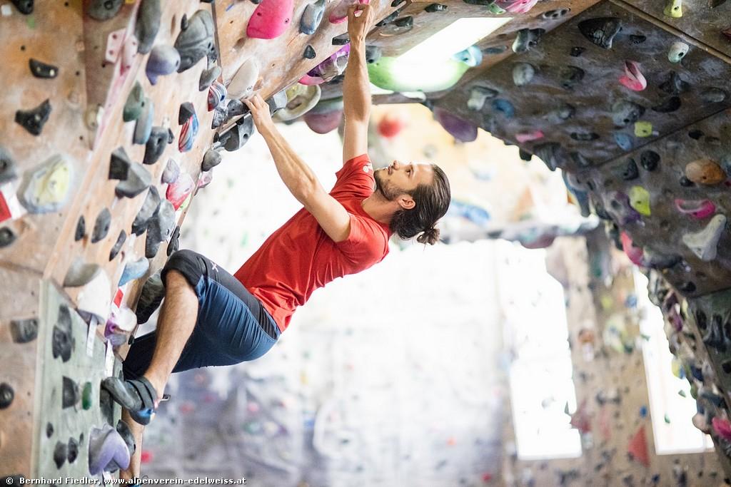 neue Kletterkurse ab Anfang April