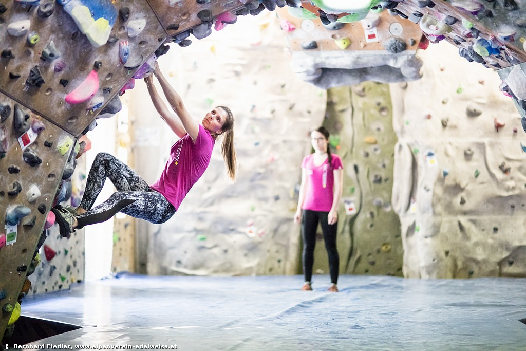 Bouldern Basic Edelweiss-Center