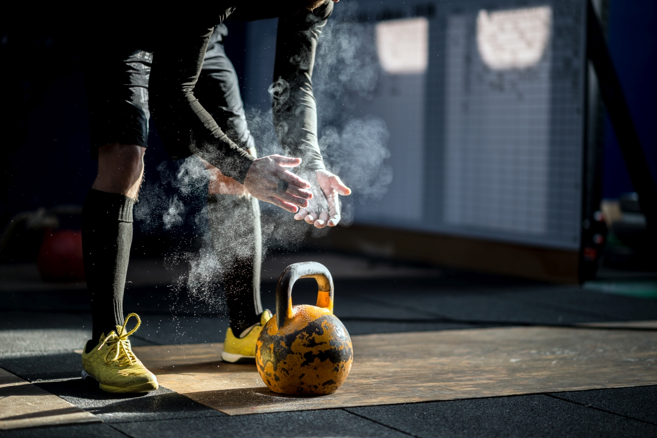 Workshop <BR>Kettlebelltraining