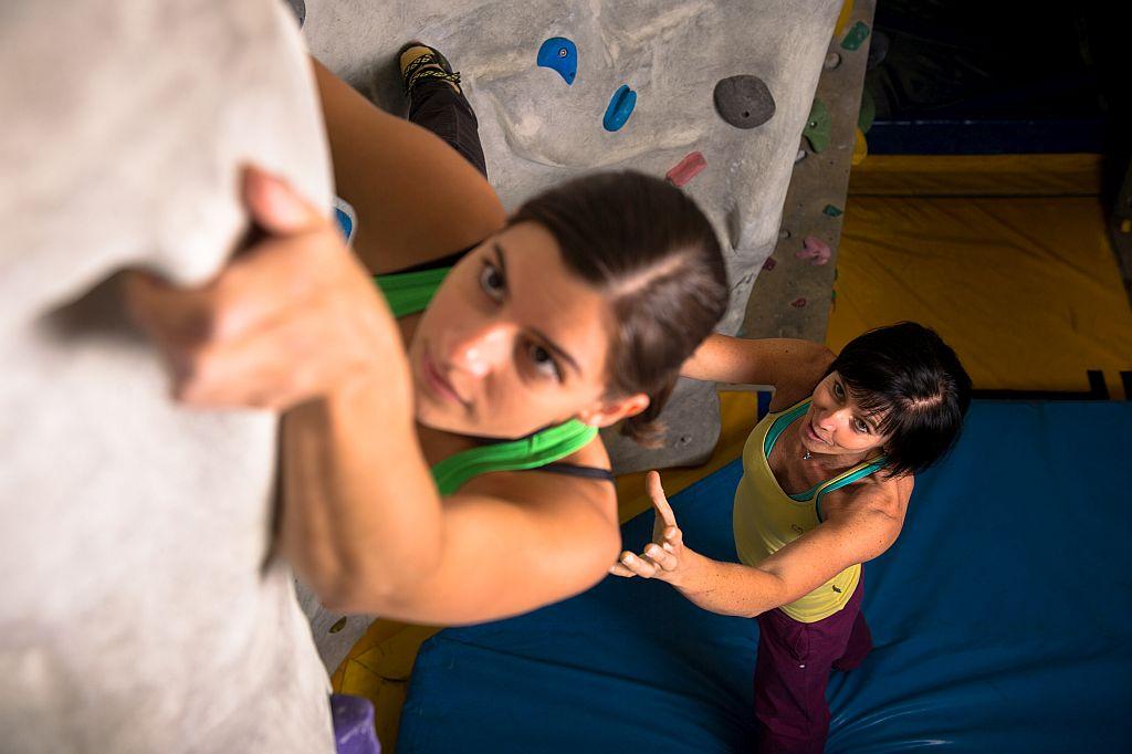 Bouldern-Kompaktkurse – Termine ab Jänner: