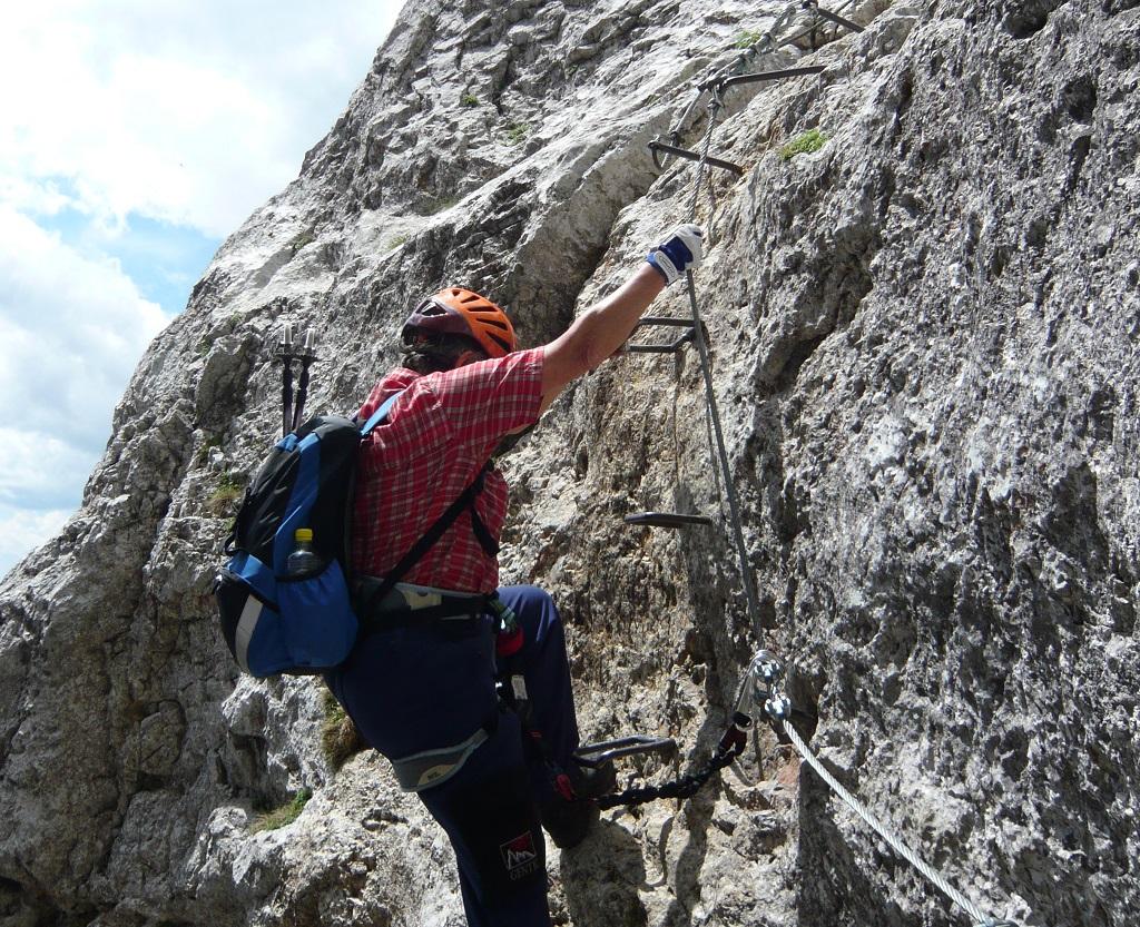 NEU: After-Work Basic-Klettersteigkurse - Termine: