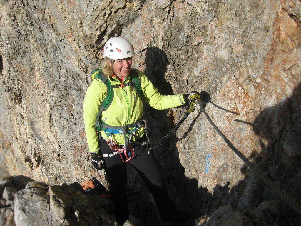 Klettersteigkurse Basic - Termine im Frühling: