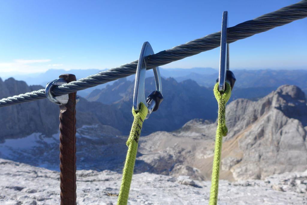 NEU: Klettersteig-<BR>Wochenende