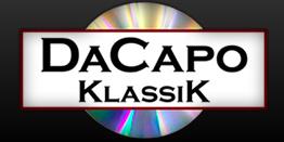 DaCapo-Klassik - das Tonträgerfachgeschäft mit Kompetenz
