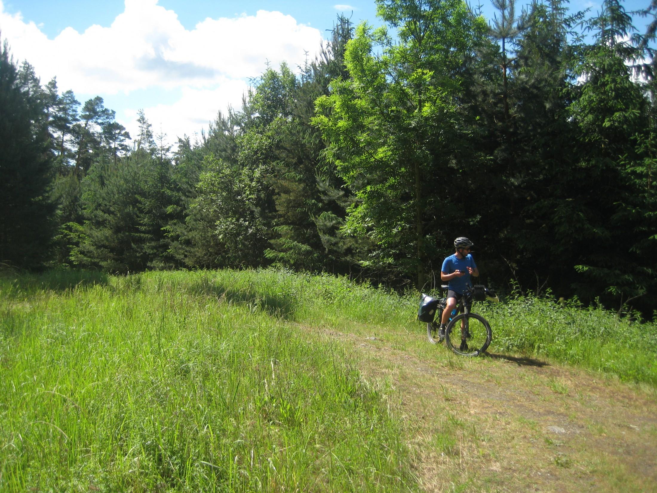 Radtour - Dem eigenen Tempo auf der Spur