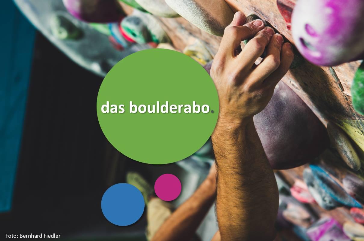 Neu: das boulderabo.