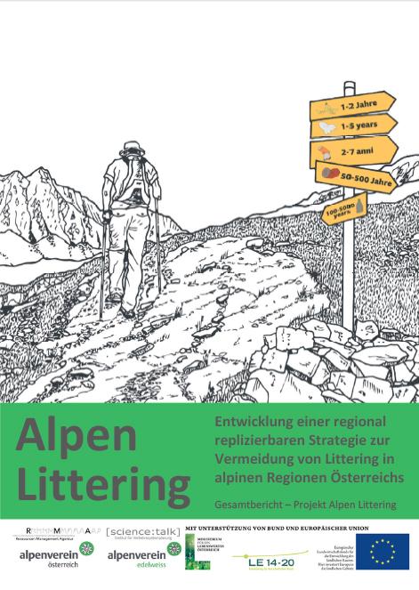 Gesamtbericht - Alpen Littering