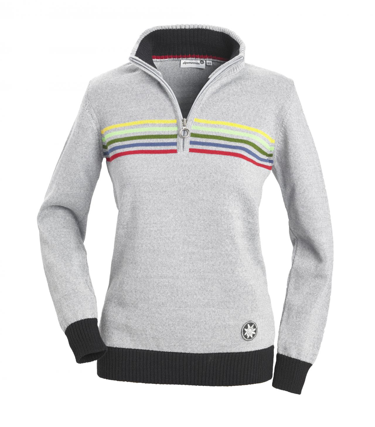 Strickpulli Damen |Troyer