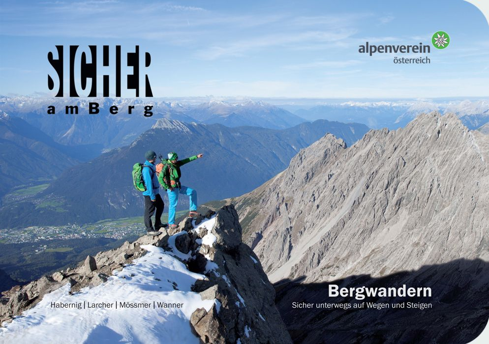 SAB Booklet Bergwandern