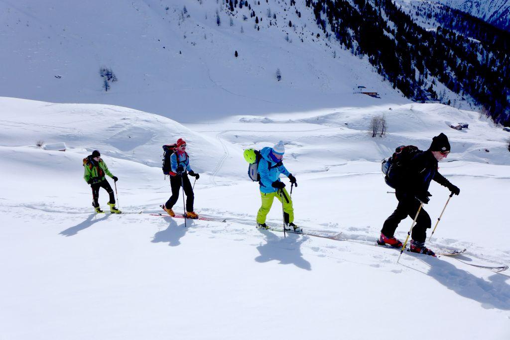 Skihochtouren-Woche