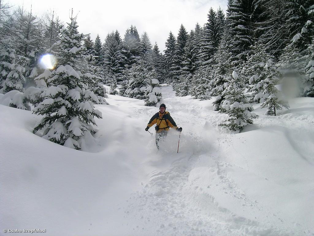 Öffi-Skitouren mit Christian Focke: