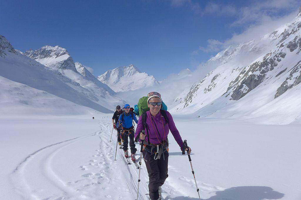 JUGEND: Ladies Skitour II