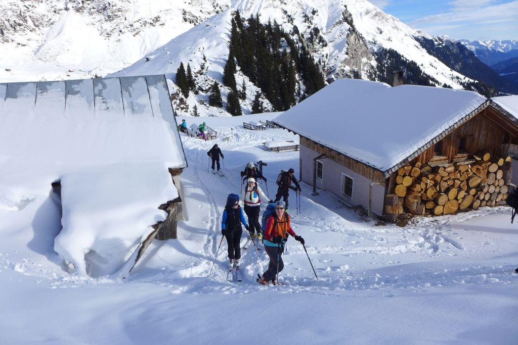 Skitouren-Woche