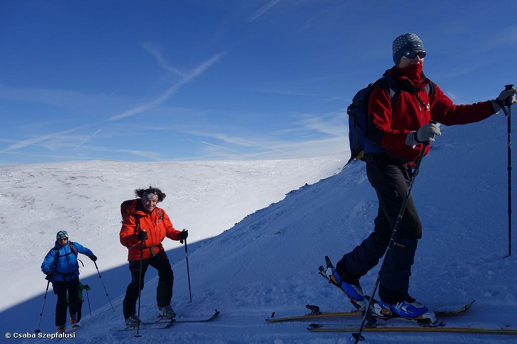 Skitouren <BR>von & für Frauen