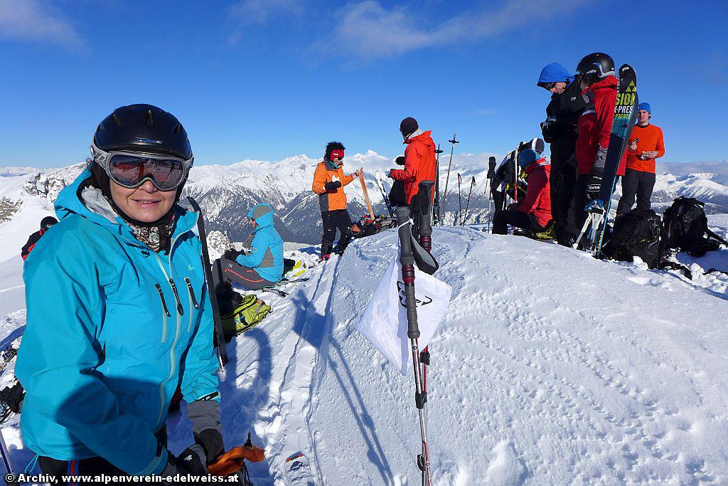 Skitouren Wochen