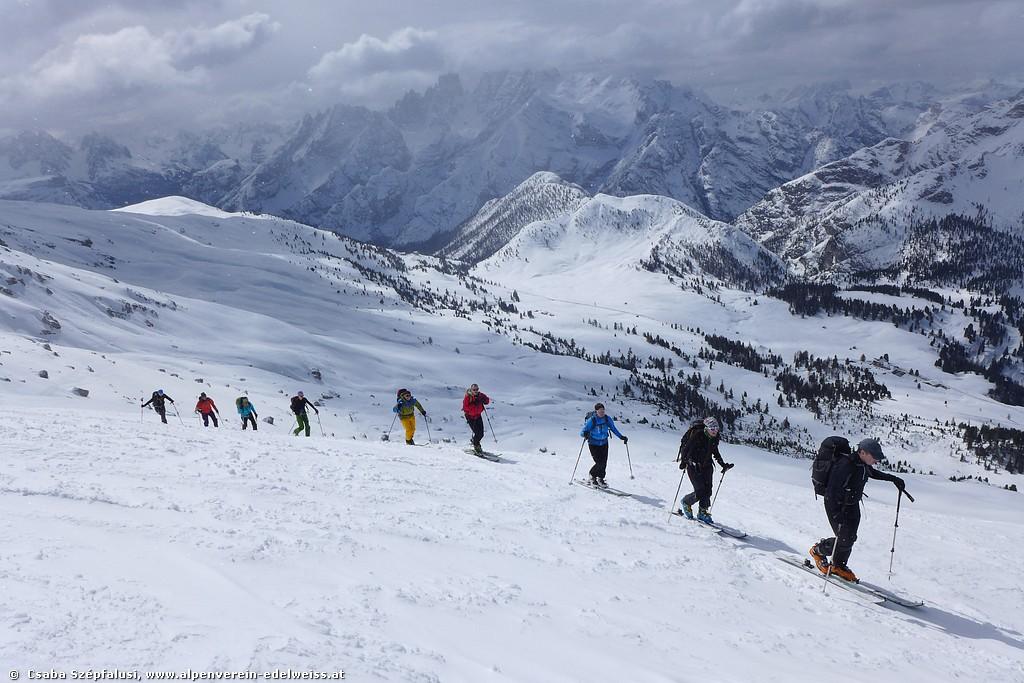 Skitouren-Wochen Anfang 2019